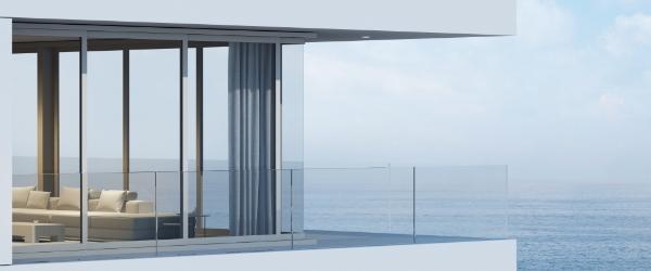 baie vitree alu 1